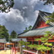 Futarasan Shrine,Chugushi Shrine, Nikko, Japan — Stock Photo