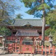 SeradToshogu shrine, Ota, Gunma, Japan — Stock Photo #35631809