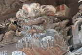 Sculpture of Menuma Shodenzan Kangiin Temple, Kumagaya, Saitama, Japan — Stock Photo