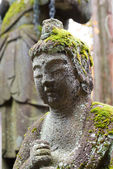Buddha statue at Rinnoji Temple,Nikko,Japan — Stock Photo
