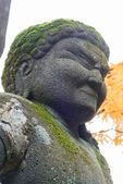 Buddha statue at Rinnoji Temple,Nikko,Japan — Foto Stock