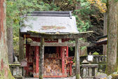 Kannon-do (San-no-miya) at Rinnoji Temple,Nikko,Japan — Stock Photo
