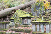 Massha Kitano Shrine in Futarasan Shrine,Nikko,Japan — Stock Photo