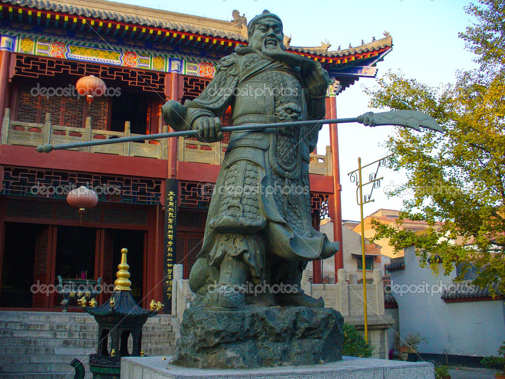 Jingzhou China  city photo : ... Jingzhou Hubei China. one of the great chinese warlord and God during