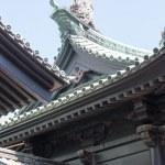 TOKYO, JAPAN - APRIL 4 2014: Yushima Seido Temple. Yushima Seido Temple has its origin in the Confucius temple in Shinobugaoka in Ueno — Stock Photo #44065703