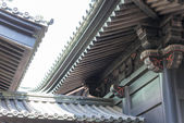 TOKYO, JAPAN - APRIL 4 2014: Yushima Seido Temple. Yushima Seido Temple has its origin in the Confucius temple in Shinobugaoka in Ueno — Stock Photo