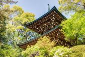 KUMAGAYA, JAPAN - May 3 2014: Shodenzan Kangiin Temple. This Temple is National Treasures of Japan. — Stock Photo