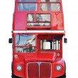 Stock Photo: Double decker bus