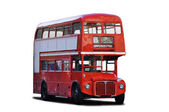Double decker bus — Stock Photo