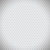 White geometric background. — Stock Vector
