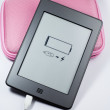 Stock Photo: Ebook reader