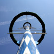 Bavarian Maypole - Stock Photo