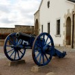 Stock Photo: Old cannon in St. Petersberg Citadel