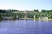 Potsdam Germany May 19: Sanssouci palace in Potsdam — ストック写真