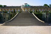 Sanssouci Palace in Potsdam — Stock Photo