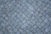 Gray paving stones as background — Stock fotografie