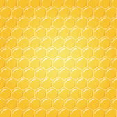 Honeycomb as illustration background, soft light — Foto de Stock