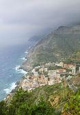 Cinque Terre coast of Italy — Stock Photo