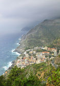 Cinque Terre coast of Italy — Stock Photo