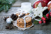Christmas cookies — Stock Photo