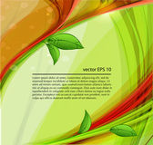 Abstract nature background — Stockvektor