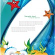 Under the Sea. — Stock Vector #37165013