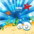 Under Sea — Stock Vector #37539619