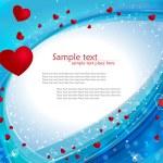 Heart background — Stock Vector #37541665
