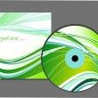 CD and cover — Stock Vector #37642553