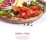 Постер, плакат: Italian cuisine