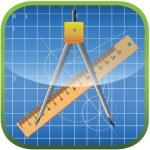 App Measurement/Math Icon set — Stock Vector #13709525
