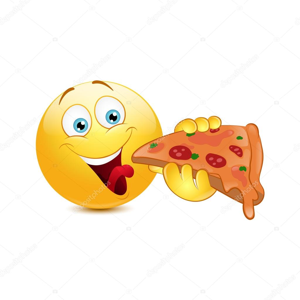 emoticon pizza essen stockvektor jonatan08 46135917. Black Bedroom Furniture Sets. Home Design Ideas
