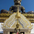 Big Buddhimage named PhrBuddhMahThammarachin Traiphum — Stok Fotoğraf #36004115