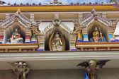 фантазия статуя в храме pariwart — Стоковое фото
