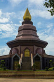Pai lom temple, trat province, Thailand. — Stock Photo