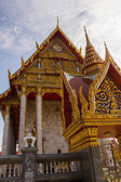 Tin Na Gorn temple, Nonthaburi province Thailand. — Stock Photo