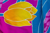 Oil Painting Of Beautiful Batik Patterns — Foto de Stock