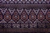Elegant sarong pattern — Stock Photo