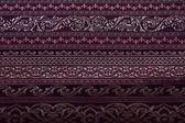 优雅的纱笼模式 — 图库照片