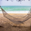 Relax time with natural blue sea at gulf of Thailand. — Stock Photo #36153223