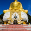 Golden Buddha — Stock Photo