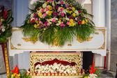 Buddhist funeral. — Stock Photo
