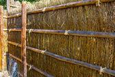 Chinese fence — Stock Photo