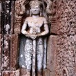 A Bas-Relief Statue of Khmer Culture — Stock Photo #26494815