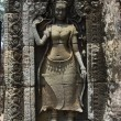 A Bas-Relief Statue of Khmer Culture — Stock Photo #26496037