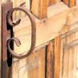 Rusty Handle — Stockfoto