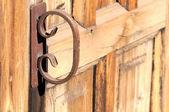 Rusty Handle — Stock Photo
