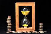 El tiempo es dinero concepto — Foto de Stock