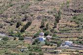Małej wiosce — Zdjęcie stockowe