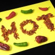 Hot Chili Peppers — Stock Photo #32371457